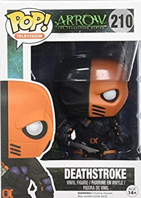 Funko - POP TV - Arrow - Deathstroke