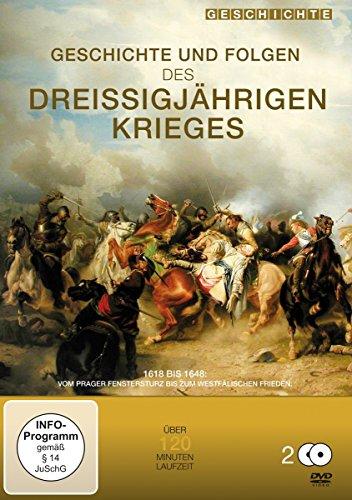 Geschichte und Folgen des Dreißigjährigen Krieges [2 DVDs]