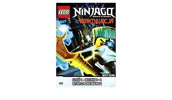 Lego Ninjago Rebooted Vol 1 Dvd Region 2 Import No English Version