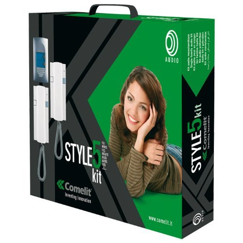 Comelit Stylekit Audio 8272 2way Intercom