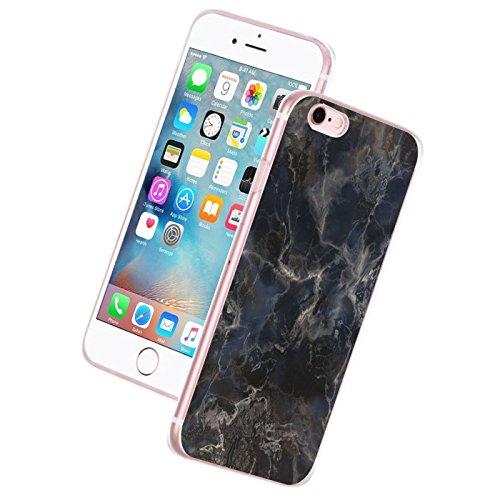 iPhone 6/6s Custodia Marmo TPU Gel Silicone Protettivo Skin Custodia Protettiva Shell Case Cover Per Apple iPhone 6 6s (4,7) (4) 6