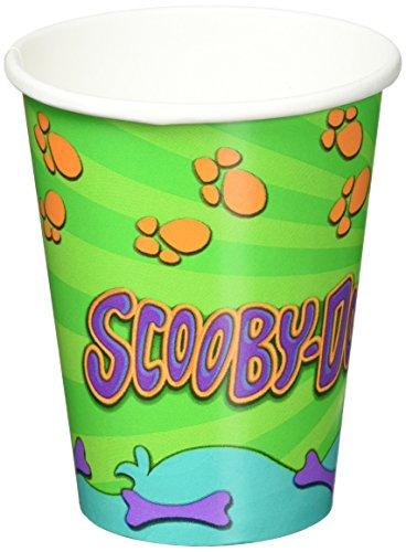 scooby-doo 9 oz. cups