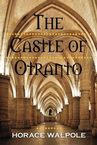 Book cover for The Castle of Otranto