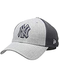 Amazon.it  New Era - Grigio   Cappellini da baseball   Cappelli e ... 1e0c77d563c9
