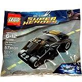 LEGO Super Heroes DC Comics Batman Tumbler Promo 30300 Polybag