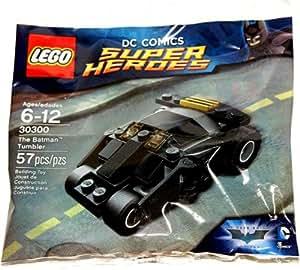 LEGO Super Heroes DC Comics Batman Tumbler promo 30300 poly sac