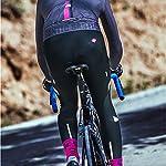 Santic-Pantaloni-Ciclismo-Uomo-Imbottiti-Pantaloni-Ciclista-Uomo-Lunghi-Pantaloni-Bici-MTB
