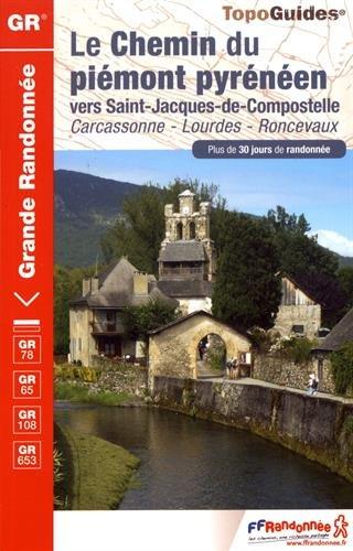 Chemin du piemont pyreneen GR78 2017: FFR.0780