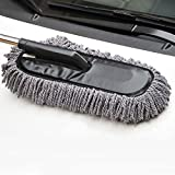 Best Microfiber Mop - GLive's Car Cleaning Brush Duster Car Wash Dust Review