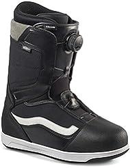 boots de snowboard Vans Encore Noir-Blanc