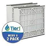 #6: Purolator Merv Replacement AC Furnace Air Filter