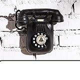 LIUYU Vecchio Vintage Vintage Di Telefono / Decorazione Domestica Creativa Della Parete / Accessori Appiccicosi / Decorazione Della Parete-A,UN