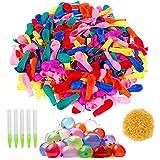 REYOK 1000 Palloncini ad 'Acqua Colorati per Gavettoni, colorato, Facile da riempire, Ideale per Divertenti Giochi Acquatici Estivi