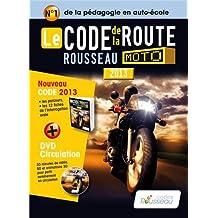 Code Rousseau moto 2013