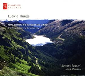 Thuille: Chamber Music (Including Sextet For Piano & Wind/ Piano Quintets/ Trio)