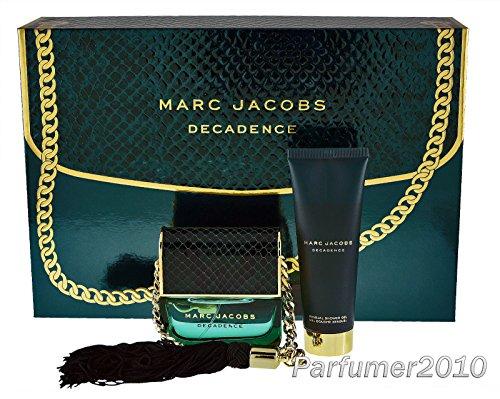 Marc Jacobs Marc jacobs decadence femmewoman set eau de parfum 50 ml duschgel 75 ml 1er pack 1 x 1 stück