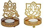 #9: Shagun For You Tealight Candle Holder (Combo Set)