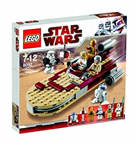 LEGO - 8092 - Jeu de construction - Star Wars - Luke's Landspeeder