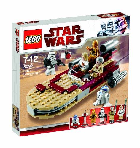 LEGO-Star-Wars-8092-Lukes-Landspeeder