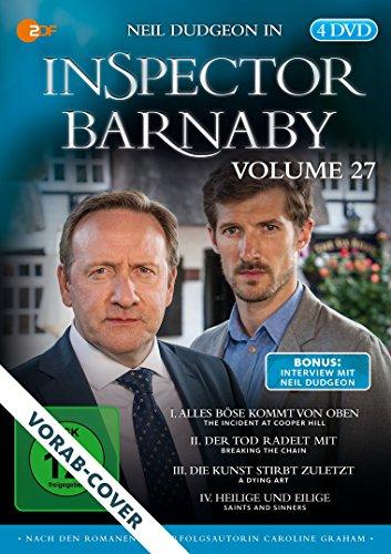 Inspector Barnaby Vol. 27 [4 DVDs]