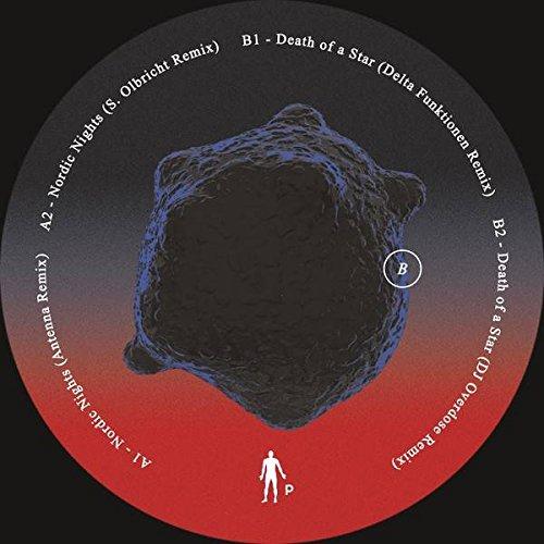 Preisvergleich Produktbild Norwell - Death Of A Star Remixes - Pinkman - PNKMN14.5