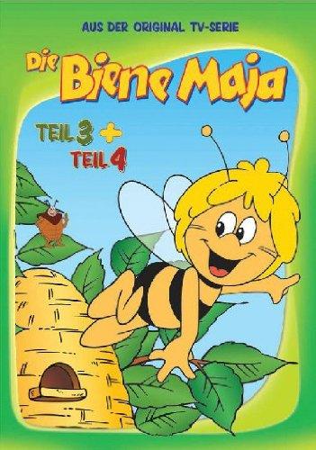 Die Biene Maja - Teil 3 + Teil 4 (2 DVDs)