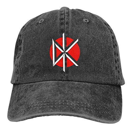 YYTEBBBX Dead Kennedys Logo Unisex Baseball-Cap Adjustable Dad-Hat -