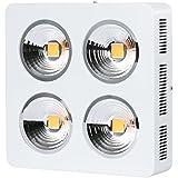 Roleadro 800W COB LED Grow Light Full Spectrum Hydroponique Plante Culture Lampe pour Croissance(320*320*85mm )