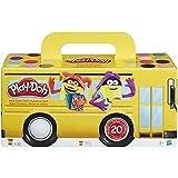 Hasbro Play-Doh A7924EU6 - Super Farbenset, 20-er Pack, Knete