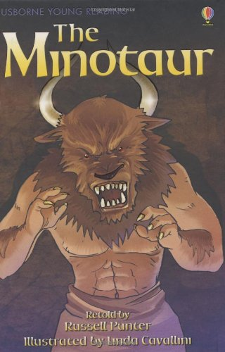 The Minotaur (3.1 Young Reading Series One (Red))