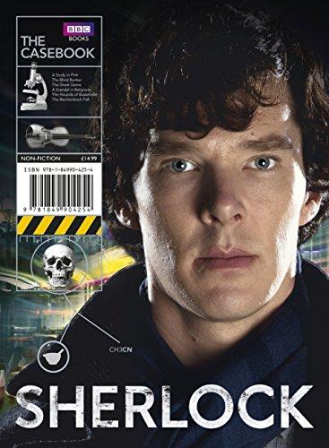 Sherlock: The Casebook por Guy Adams