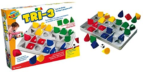 BSM - Ct2054 - Jeu Educatif - Tri 3 New