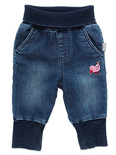 Sigikid Baby-Mädchen Jeans, Blau (Indigo 212), (Herstellergröße: 86) -