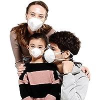 KANJEKANLE Eltern-Kind-Paket Wiederverwendbare Staub-Breathable Waschbare Sport-Gesichts-Masken Elektrostatisches... preisvergleich bei billige-tabletten.eu
