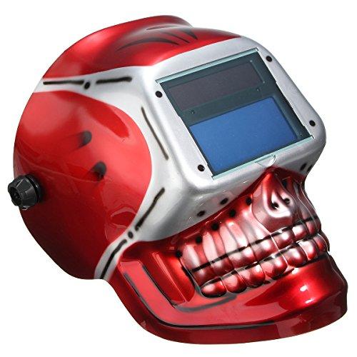 Solare auto oscurante casco saldatura saldatura maschera di protezione arc tig mig grinding