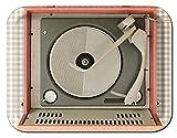 Best Tourne Disques Portables - Ary Trays Plateau portable Tourne-disque Beige 43x 33cm Review