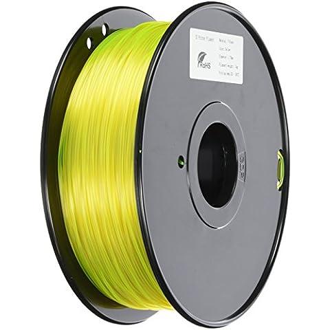 3D-Prima PETG Filament - 1.75mm - 1 kg spool - Yellow