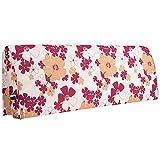 GUOWEI große Rückenlehne Kissen Kissen Bett Pad Rückenlehne Lumbales Schwamm Softcase Unterstützung Nickerchen Ohne Kopfteil Nachttisch