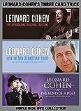 Leonard Cohen - Three Card Trick (3Dvd)