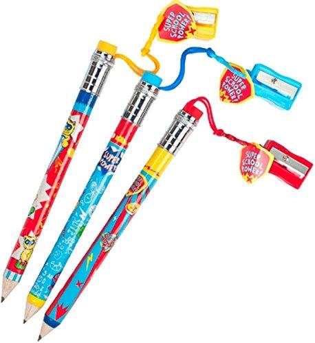 Trendhaus Trendhaus941343école Heroes Power Pen