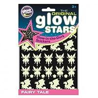 The Original Glowstars Company Glow in the Dark Stickers Fairy Tale