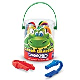 Learning Resources Gator Grabber Tweezers (Set of 12)