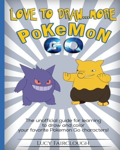 Love to Draw – More Pokemon Go: Draw and color your favorite Pokemon Go characters