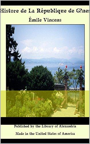 Histore de la République de Gênes (annoté)