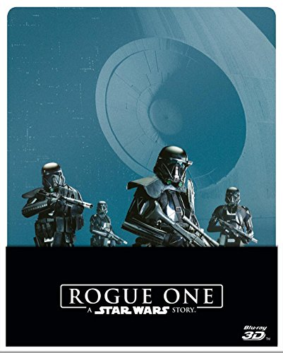 Rogue One: A Star Wars Story (Blu-Ray 3D...