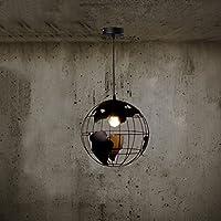 Adelaide - Creative Art Cafe Corridoio Camera Bar Bar Ristorante lampada europea moderna semplice Terra Singola testa lampada a sospensione