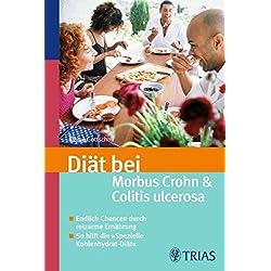 """Diät bei Morbus Crohn und Colitis ulcerosa: Chancen durch reizarme Ernährung. So hilft die """"Spezielle Kohlenhydrat-Diät"""""""