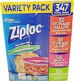 Pack de 347 Bolsas Ziploc
