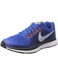 Nike Zoom Pegasus 34 Gs, Zapatillas de Running para Niñas