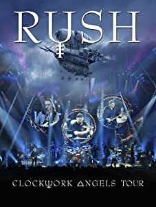 Clockwork Angels Tour [DVD] [2013]